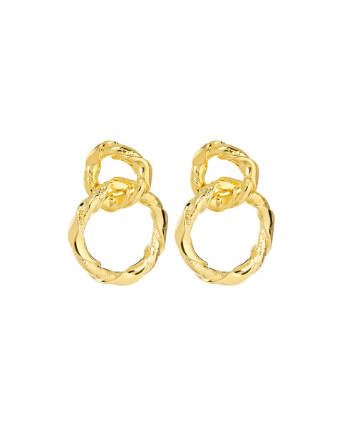 Cecilia Hoops- Gold