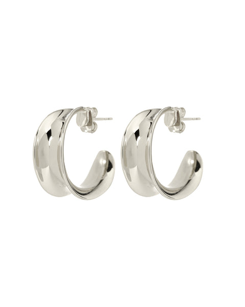 Margot Hoops- Silver
