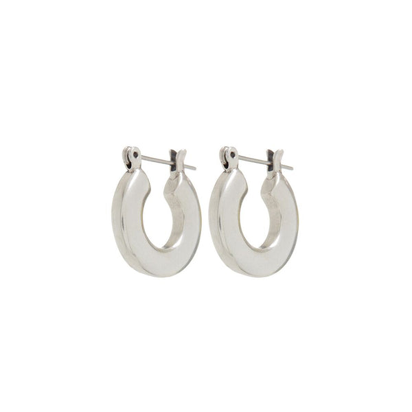 The Rocco Hoops- Silver