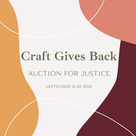 craft gives back auction