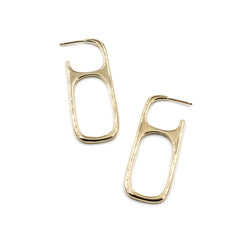 MOURA hoop earrings
