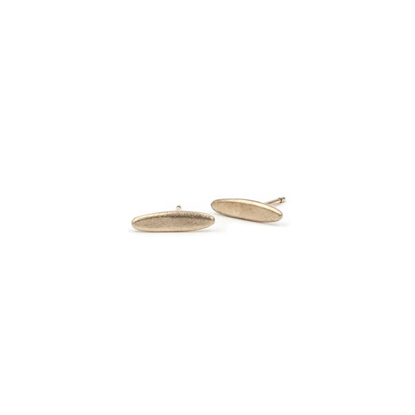 PEBBLE 12mm stud earrings