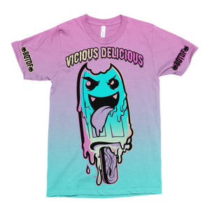 NEW! Pastel Vicious Delicious Shirt (FREE GIFT INCLUDED) - thedarkarts