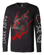 Load image into Gallery viewer, Dark Arts - Magic Spell Black Long Sleeve Limited Edition (FREE EPIC DELUXE INCLUDED) - thedarkarts