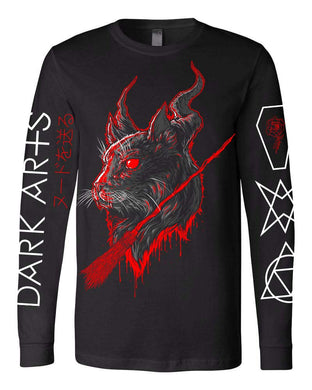 Dark Arts - Magic Spell Black Long Sleeve Limited Edition (FREE EPIC DELUXE INCLUDED) - thedarkarts