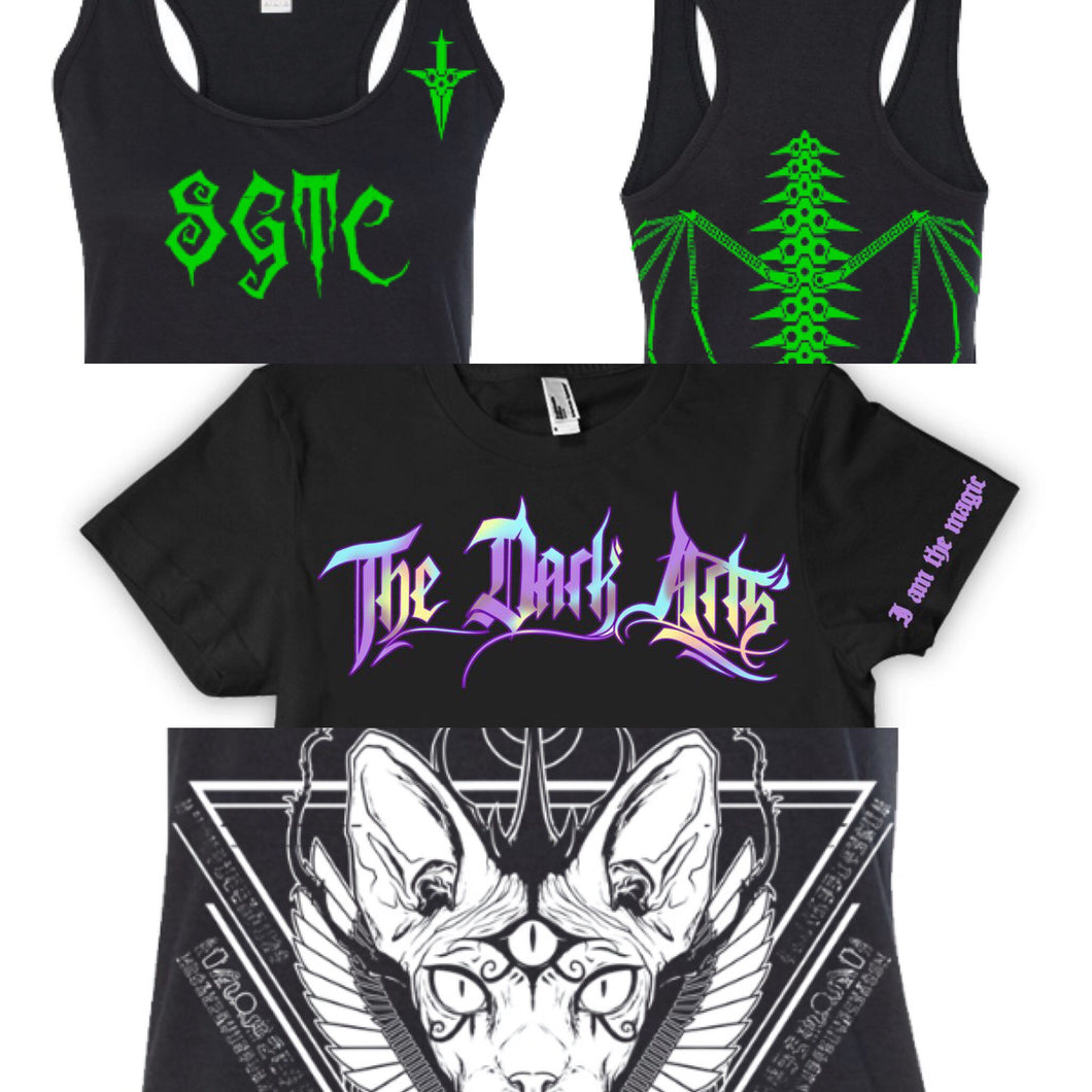 DARK ARTS LADY TEE DEAL! - thedarkarts
