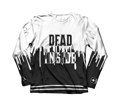 Dead Inside Tee (FREE NINJA MASK INCLUDED) - thedarkarts