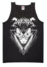 Load image into Gallery viewer, Dark Arts Summer Unisex Tank + Triblend Racerback ladies Tank (FREE LEST WE FORGET THE BEST OF BOTDF CD INCLUDED) - thedarkarts