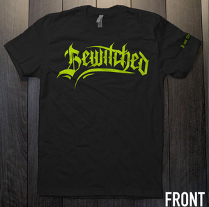 Bewitched Tee (FREE HAUNTED DARK ARTS EDITION ALBUM INCLUDED) - thedarkarts