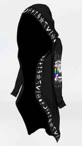 Supernatural Cloak & Joggers (FREE GIFT INCLUDED) - thedarkarts