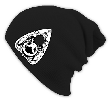 Summoner Knit Fabric Beanie (FREE BAD BLOOD DELUXE INCLUDED) - thedarkarts