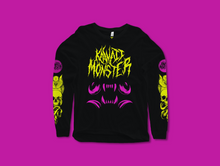 Load image into Gallery viewer, Kawaii Monster - Sunny Place For Shady People Official Tee (FREE GIFT INCLUDED) - thedarkarts