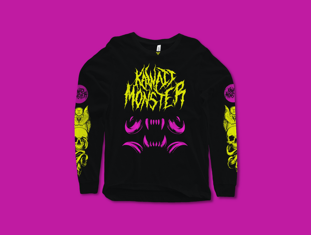 Kawaii Monster - Sunny Place For Shady People Official Tee (FREE GIFT INCLUDED)