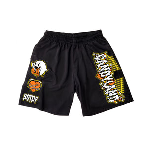 NEW! BOTDF CANDYLAND BASKETBALL SHORTS (Free Epic Usb Deluxe Included)