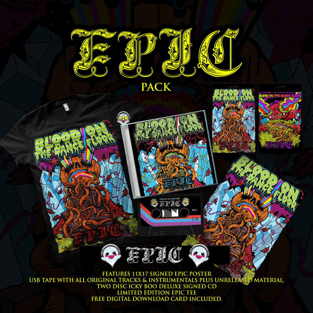 Pre Order BOTDF Legacy Collection Part 3 - The Epic Pack! (FREE Original Epic Bracelet Included to first 100 orders while supplies last) - thedarkarts