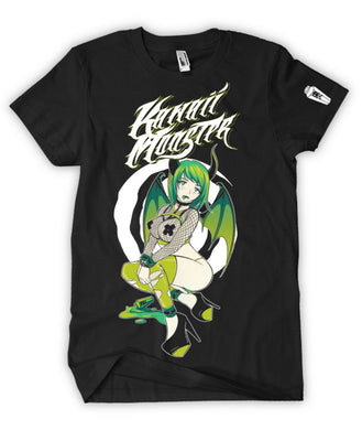 POISON LOVE SHIRT + 11X17 SIGNED POSTER (FREE DOWNLOAD CARD INCLUDED) - thedarkarts