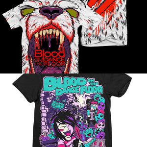BOTDF - iMA Monster Shirt OR Polar Bear Tee - thedarkarts