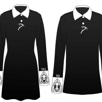 Summoner Dress OR Summoner Collar Shirt (FREE GIFT INCLUDED) - thedarkarts