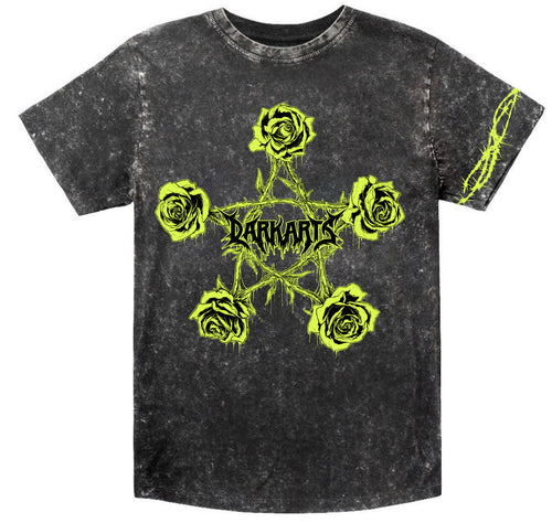 Dark Arts Rosegram Tee (FREE GIFT INCLUDED) - thedarkarts