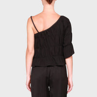 EDLA TOP / BLACK
