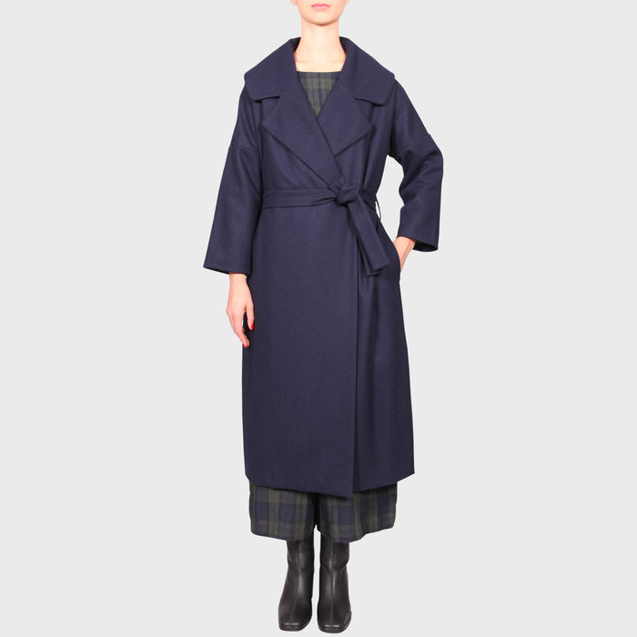 LEE COAT / NAVY