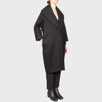 BEATRICE COAT / BLACK