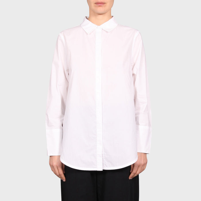 HILLAS SHIRT / WHITE
