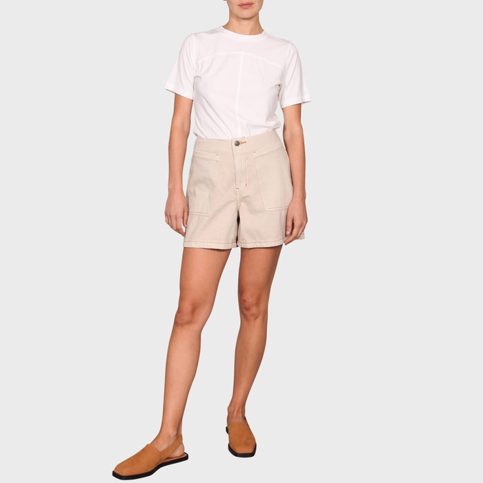 TAYO SHORT / CREAM