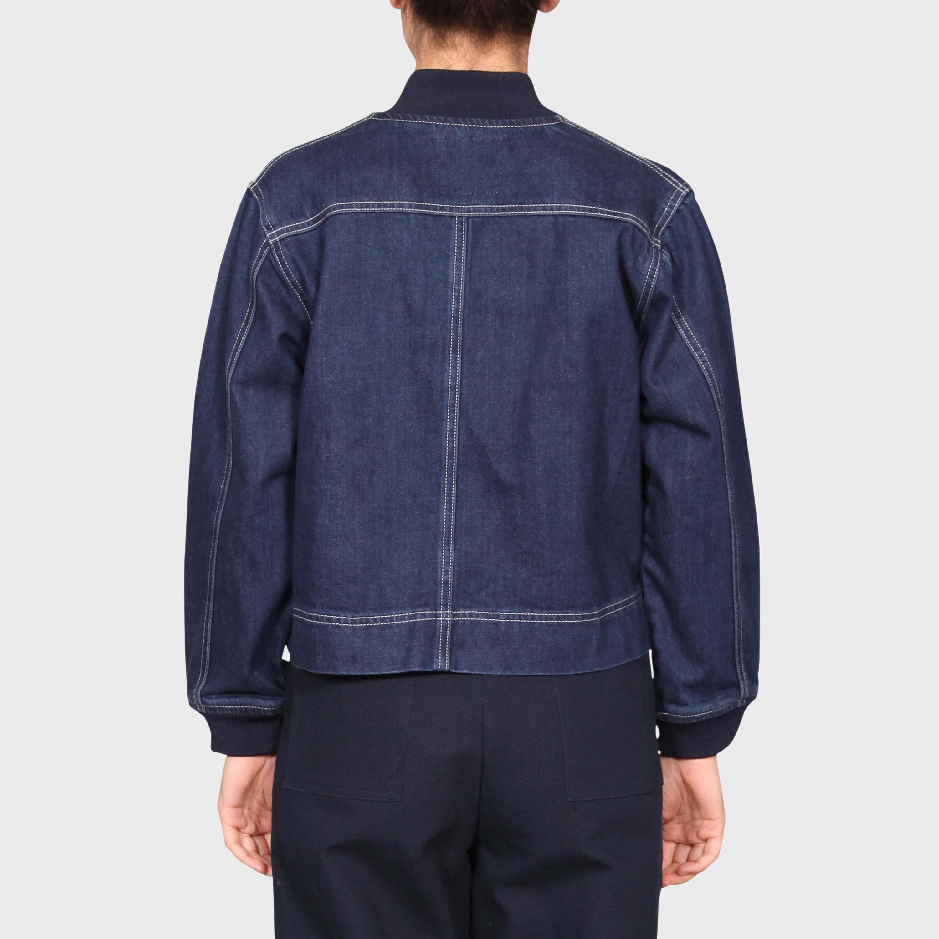 NADA JACKET / ROYAL NAVY