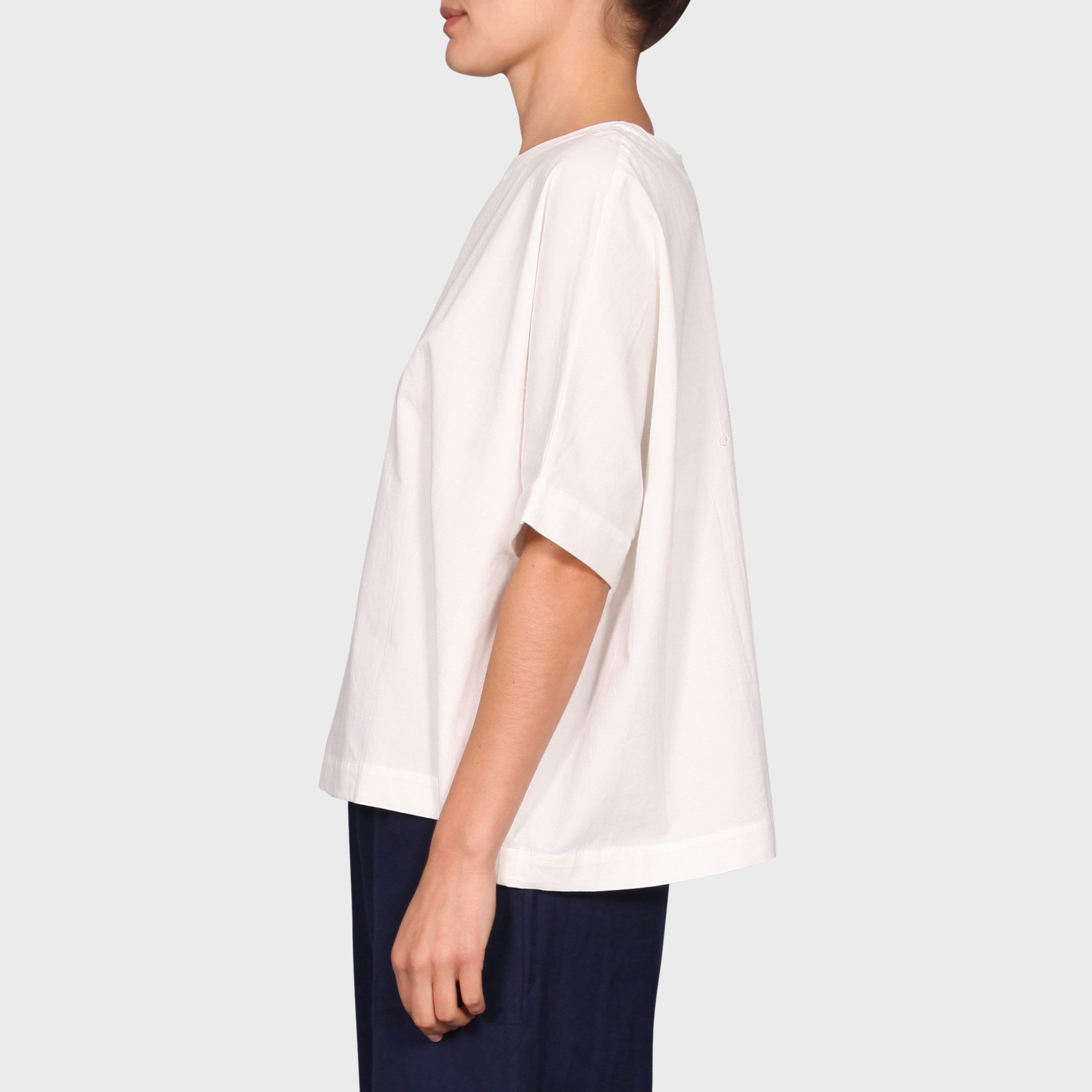 KIYO TOP / WHITE