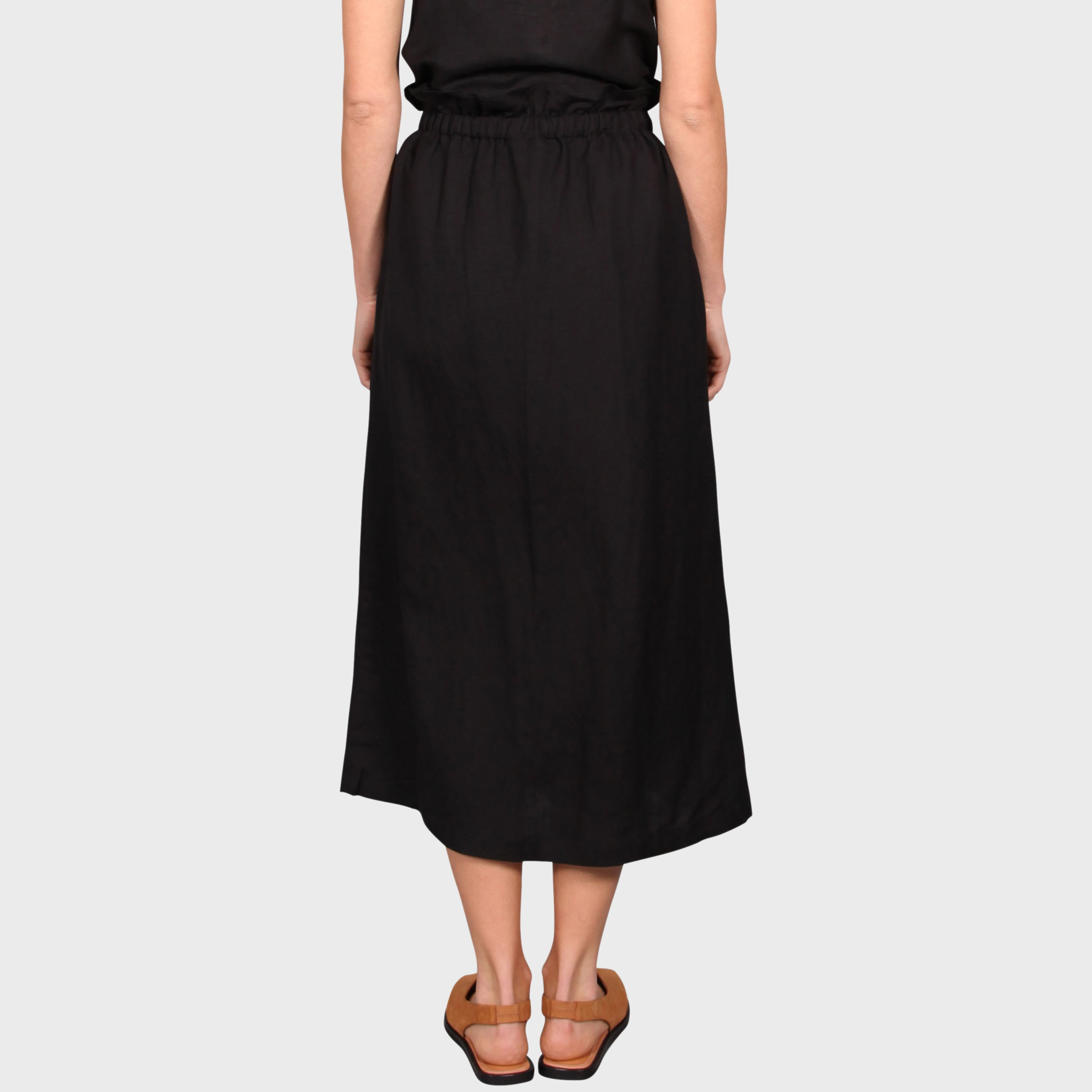 POLLY SKIRT / BLACK