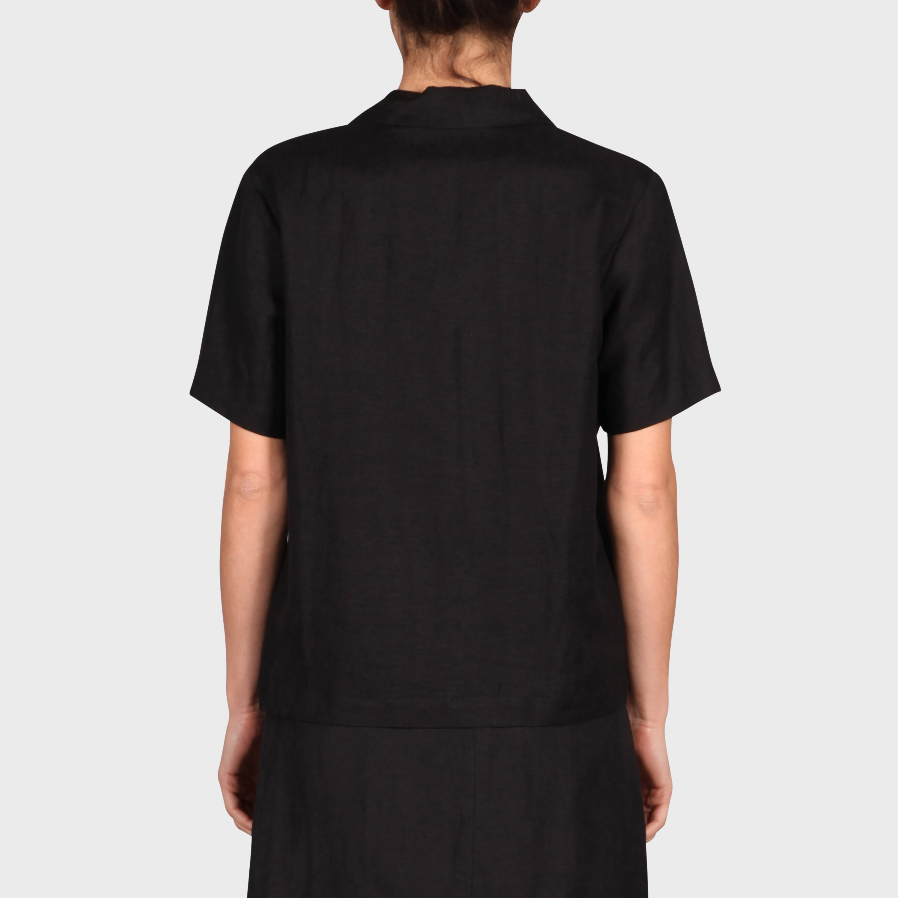 CINDY SHIRT / BLACK