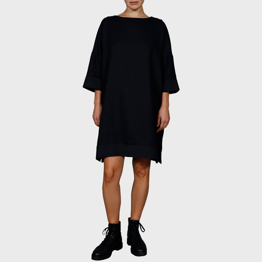 RICHIE DRESS / BLACK