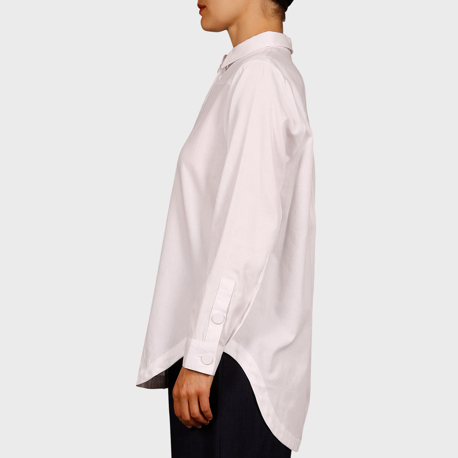JESSIE SHIRT / WHITE