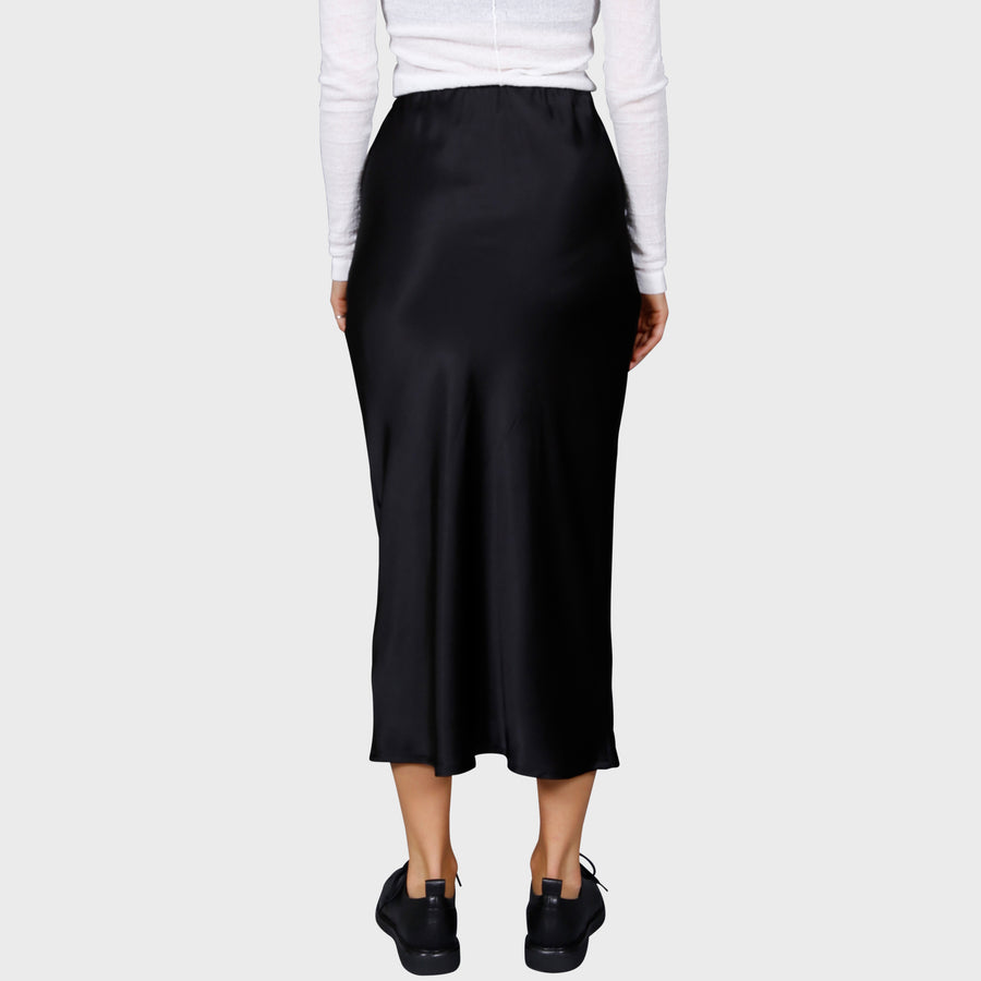 GEORGIA SKIRT / BLACK