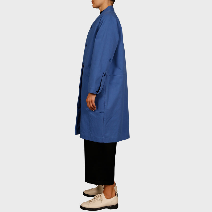 ANITA JACKET / BLUE