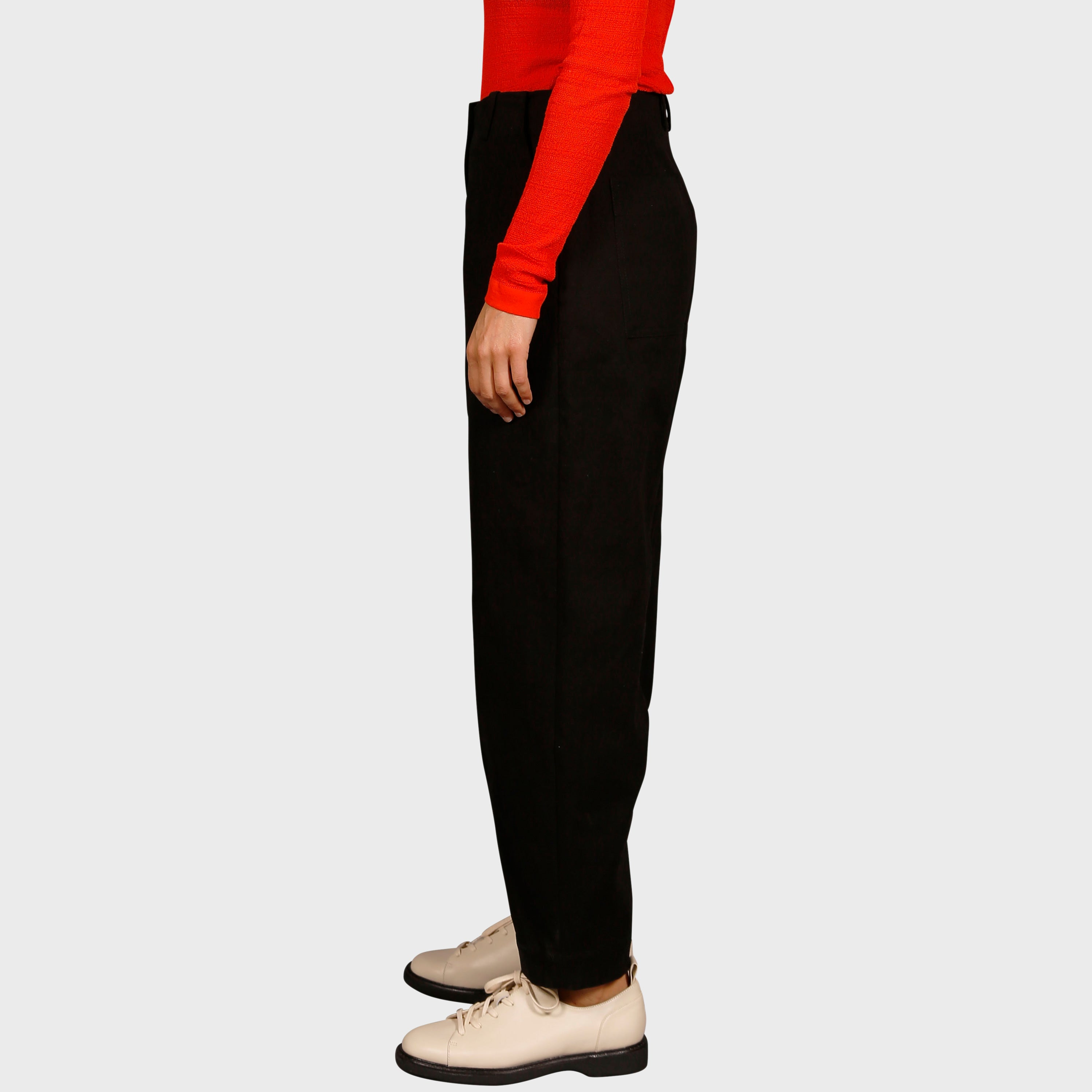 SIMON PANT / BLACK