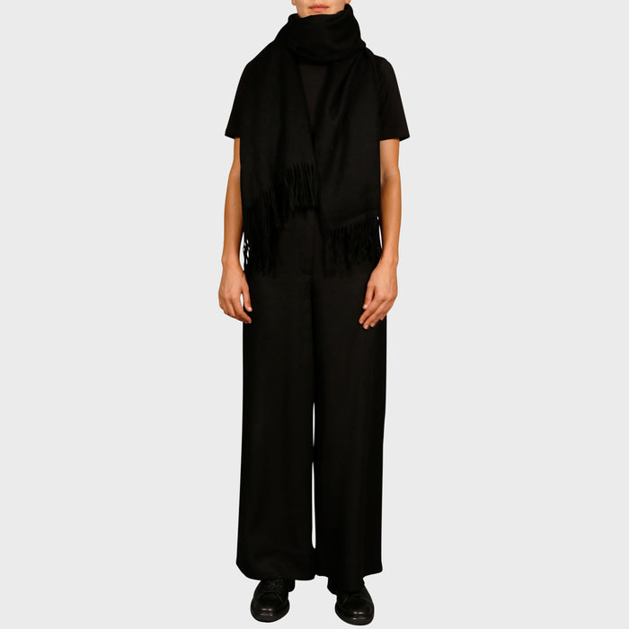 FRANCESCA SCARF / BLACK
