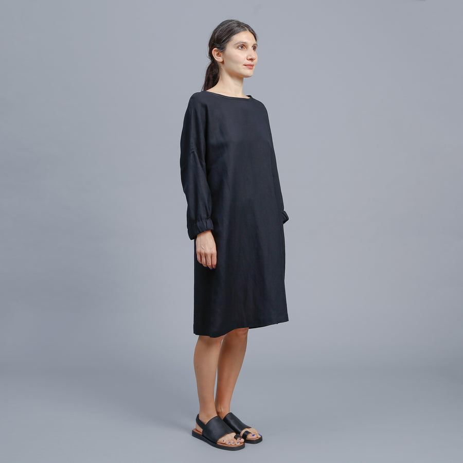 IVY DRESS / BLACK