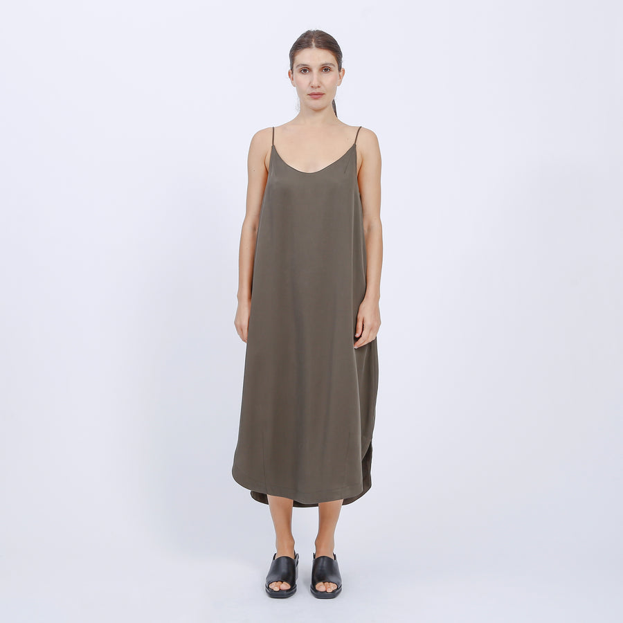 JOAN DRESS / KHAKI