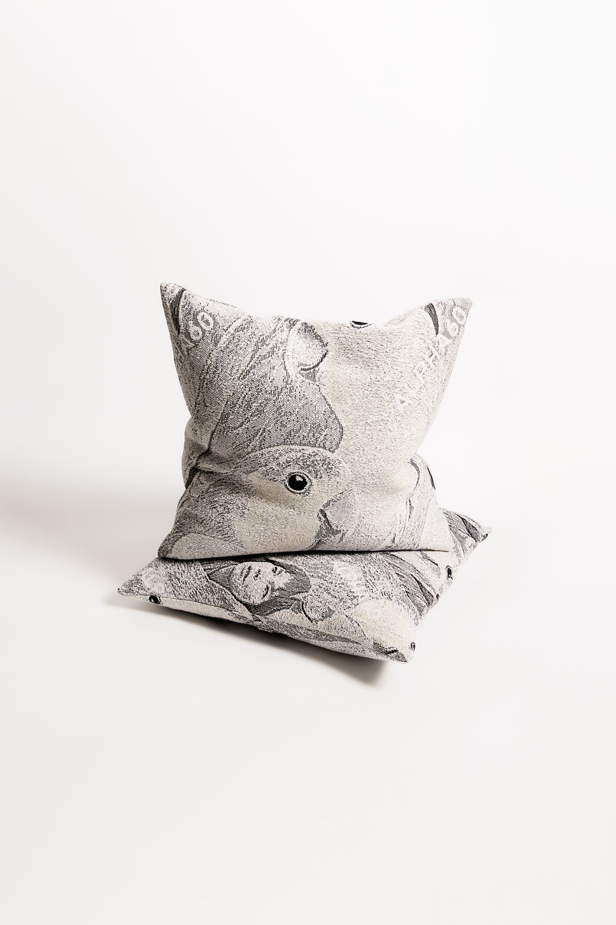 ALPHA60 JACQUARD CUSHION / ALPHA60 BIRDS