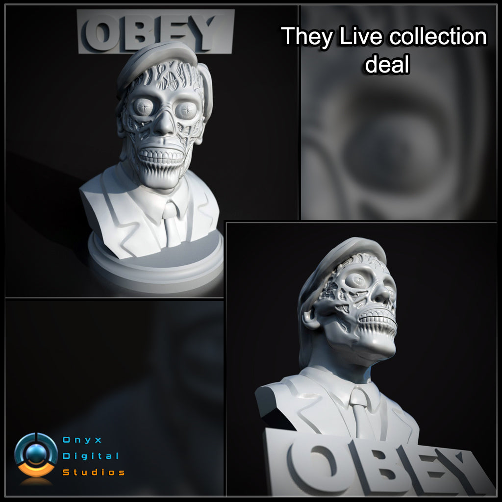They Live Collection Deal