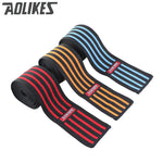 Knee Wraps (Multi-colored)