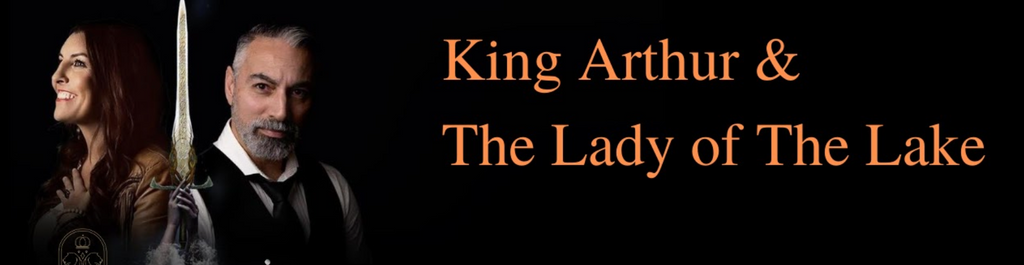 King Arthur & the Lady of the Lake - Podcast Series