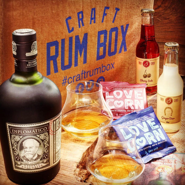 November's Craft Rum Box
