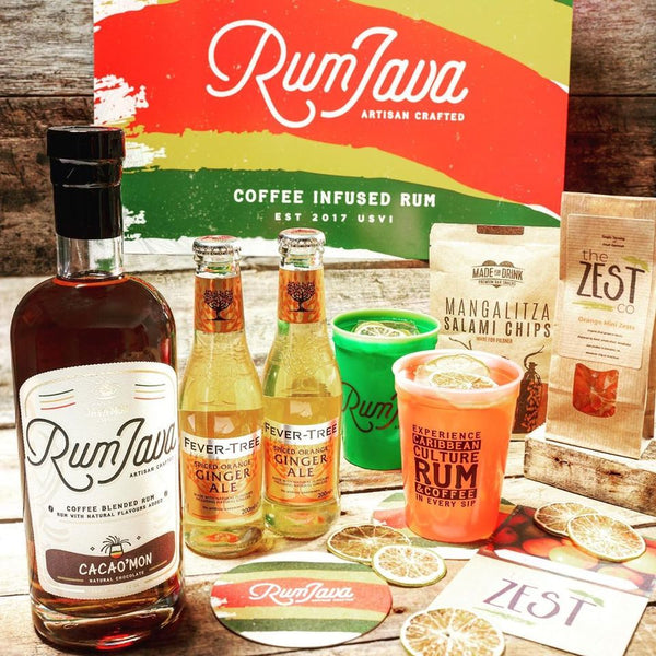 May 2020's Craft Rum Box | RumJava Cacao 'Mon