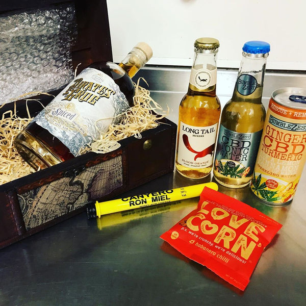 December's Craft Rum Box
