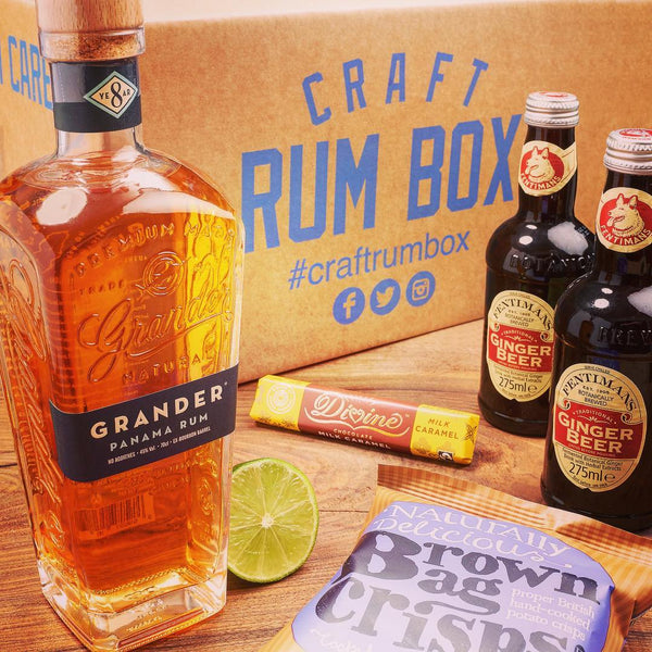 March 2019 Craft Rum Box