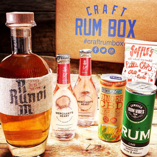July 2020's Craft Ru Box | Runoi Rum