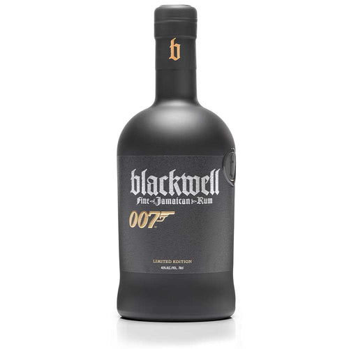 Blackwell Rum Limited Edition 007 40% 70cl